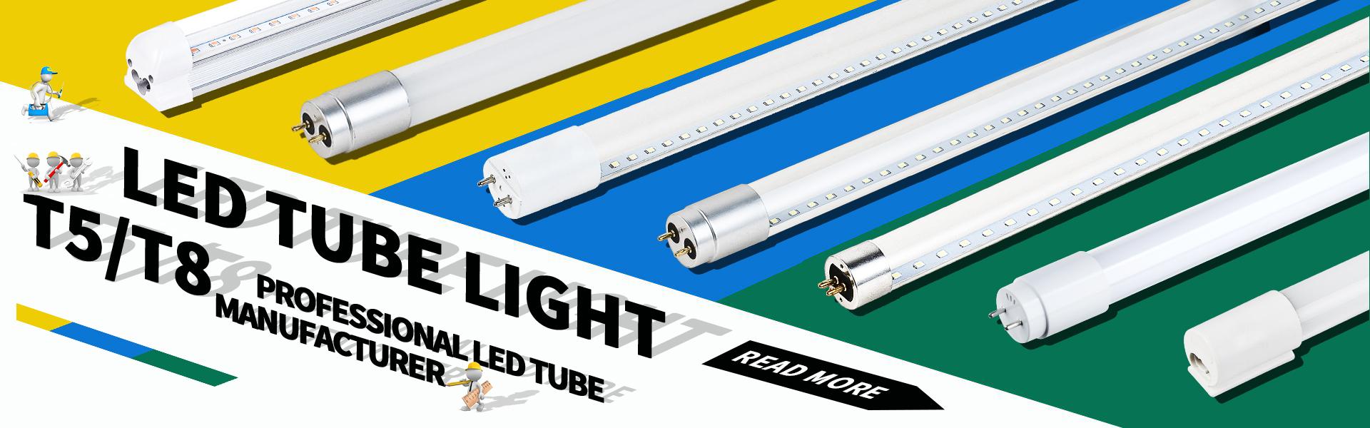 professional led tube light manufactory OEM&ODM best price